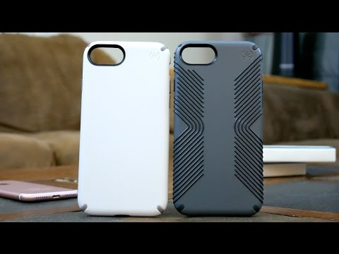 more photos db432 305a5 Speck Presidio and Presido Grip Cases for iPhone 7 and iPhone 7 Plus