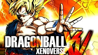 Dragon Ball XenoVerse - PS4 Gameplay