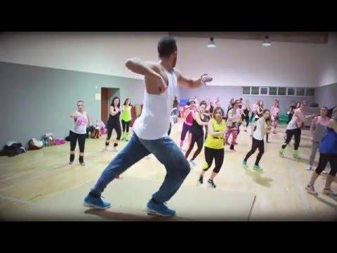 Juan Magan – He Llorado (Como Un Niño) ft. Gente De Zona (Zumba Routine by Canossa)
