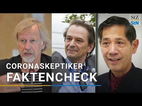 Schiffmann, Wodarg, Bhakdi: Coronaskeptiker im Faktencheck