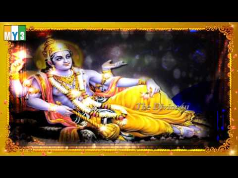 Vishnu Sahasranamam Full - Easy To Learn - BHAKTHI
