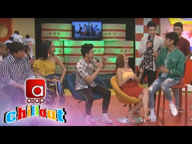 ASAP Chillout: Elmo Magalona Talks about LA visit to celebrate Janella Salvador's Birthday