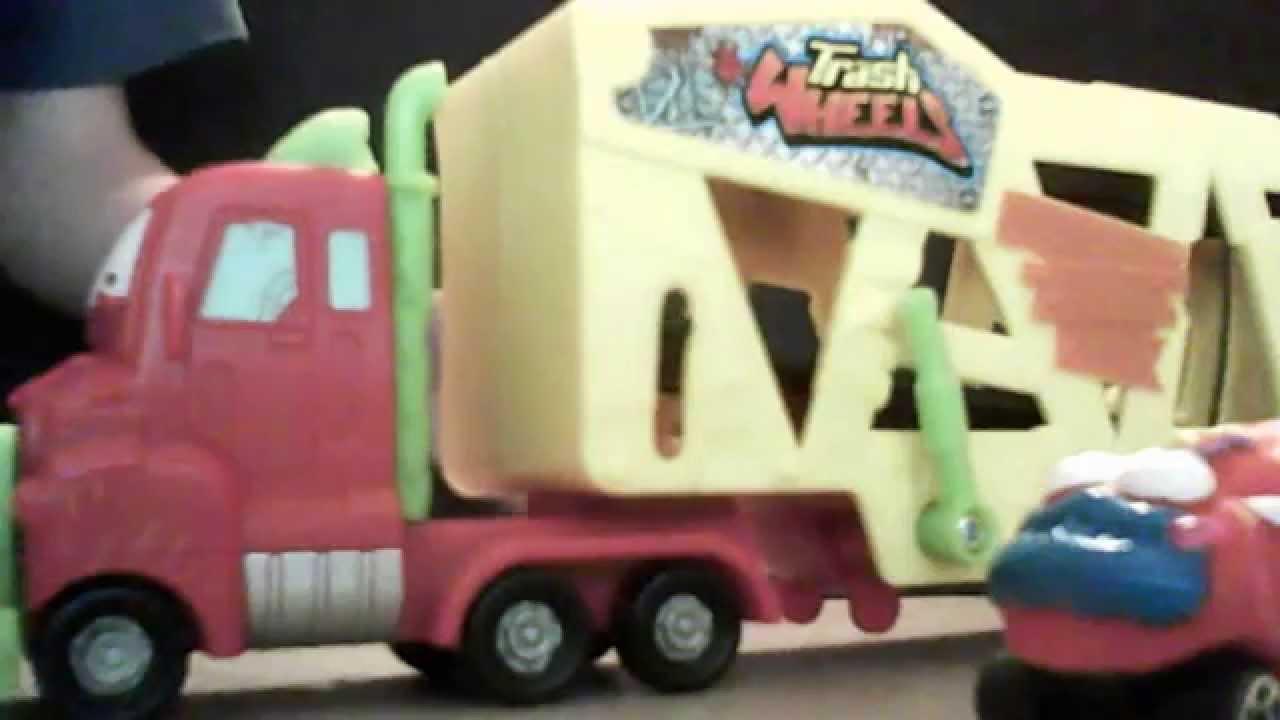 Trashy wheels- Muck mover