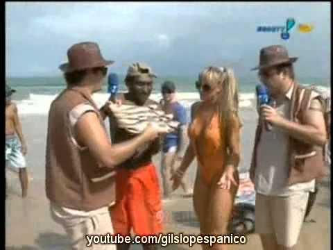 Pnico Na TV 13032011   Vesgo e Bola em busca da Panicat Sagrada