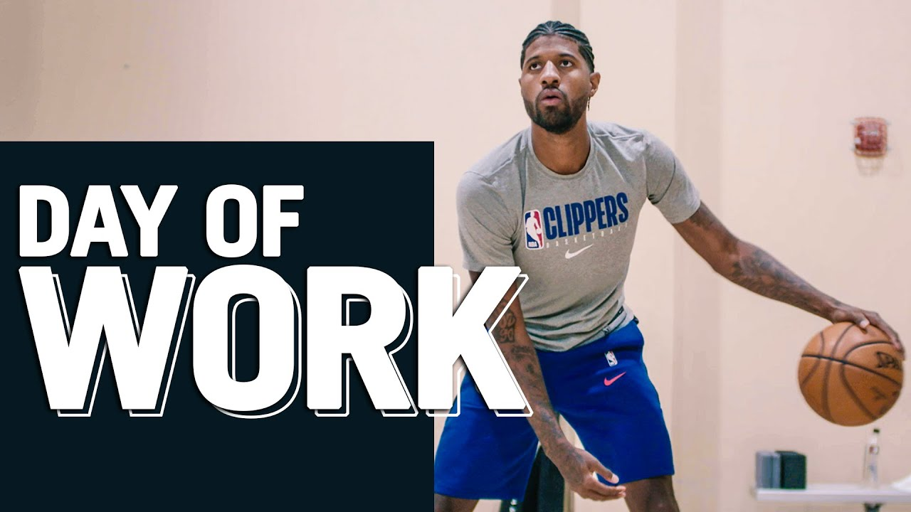 Day of Work | Paul George