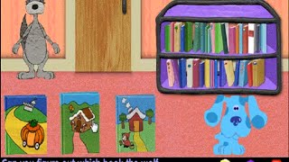 Blue's Clues #116 : Fairy Tale Matching (Windows game 1998)
