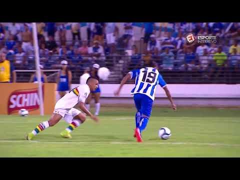 Melhores Momentos - CSA 1 x 1 Sampaio Corrêa - Copa do Nordeste 2018