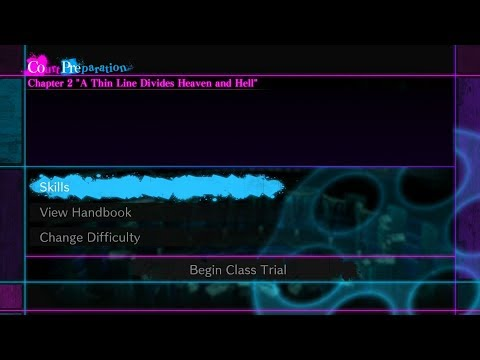 Danganronpa V3 - Chapter 2 Class Trial Playthrough (English dub) [PS4]
