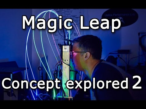 Magic Leap Concept Explored Part 2
