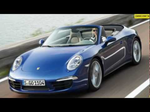 Auto Report 2012 - The New Four-Wheel Drive Porsche 911s