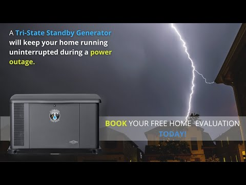 Tri-State Home Generators - Never Worry About A Power Outage Again!