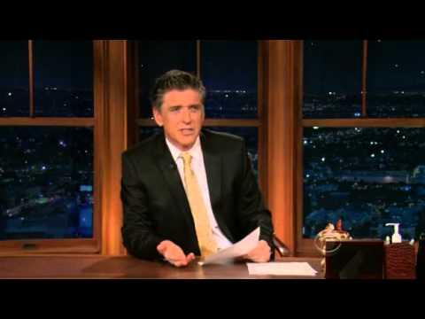 Late Late Show with Craig Ferguson 1/29/2010 Jon Heder, Dana Eagle, Corinne Bailey Rae
