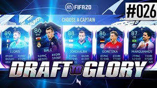SO MANY ROAD TO THE FINAL CARDS! - FIFA20 - ULTIMATE TEAM DRAFT TO GLORY #26