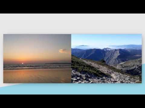 Tutorial: Cómo hacer una comparativa de dos imágenes en GIMP. thumbnail