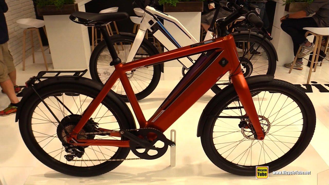 2017 stromer st1 x electric bike walkaround 2016. Black Bedroom Furniture Sets. Home Design Ideas