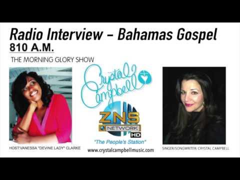 Crystal Campbell - ZNS Bahamas Radio Interview