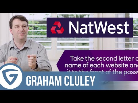 Good password advice? Don't bank on it | Graham Cluley