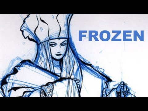 Disney's Frozen aka The Snow Queen 2013 - Beyond The Trailer
