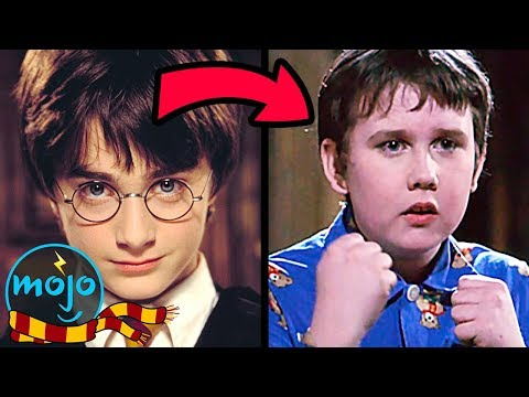 Another Top 10 Differences Between the Harry Potter Movies and Books