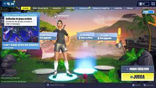 Playing Arena with Leo Cock (FORTNITE CHILE GG MONEY)