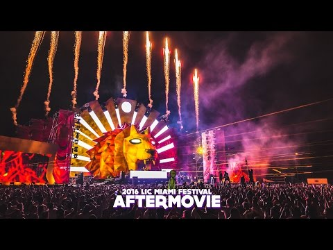 2016 LIC Miami - OFFICIAL AFTERMOVIE - Kingdom Tour