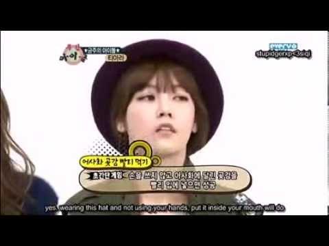 T-ara Weekly Idol Eng Sub
