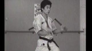 Advanced Nunchaku Techniques by Master Steve Morris
