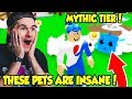 You HAVE TO SEE My INSANE NEW PETS IN PET RANCH SIMULATOR!! (Roblox)