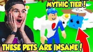 SIE HABEN MEINE INSANE NEUE PETS IN PET RANCH SIMULATOR SEHEN!! (Roblox)