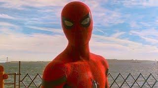 Человек Паук против Стервятника на Пароме. Человек-паук: Возвращение домой. 2017