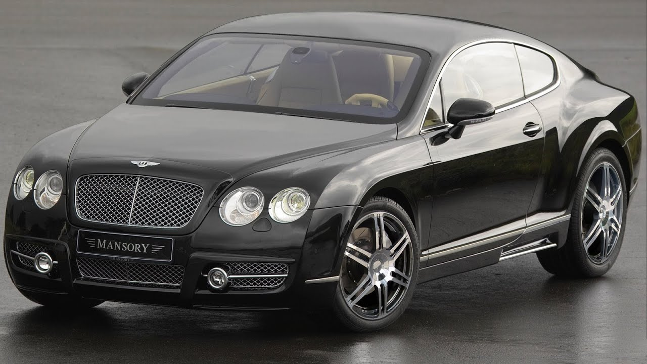 Mansory bentley continental gt 2005 youtube mansory bentley continental gt 2005 vanachro Gallery