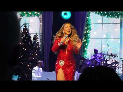 Mariah Carey - Charlie Brown Christmas (11/23/2019) Las Vegas: All I Want For Christmas Is You