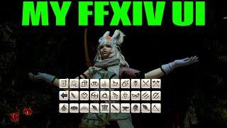 My FFXIV UI Seтup | HUD Tips & Tricks + Job Change Menu!