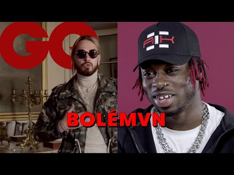 Youtube: Bolémvn juge le rap français: Booba, SCH, Lomepal… | GQ