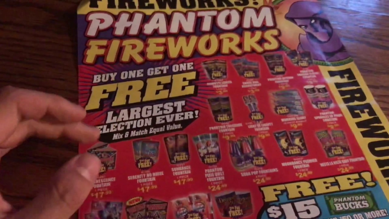 picture relating to Phantom Fireworks Coupons Printable named Refreshing Phantom Fireworks coupon 2018!
