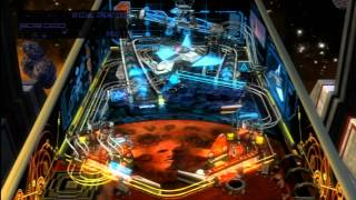 Classic Game Room - MARS Pinball Table for ZEN PINBALL review