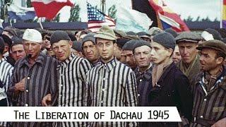 The Liberation of Dachau - HD & Color - International Holocaust Remembrance Day, 27 January Mp3