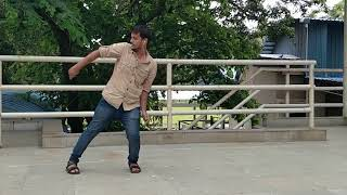 DHADAK - TITLE TRACK | Dhadak | FREESTYLE HIP HOP | Dance by Rohan Bhardwaj