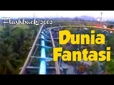 Halilintar Roller Coaster Dunia Fantasi Indonesia Jet Coaster