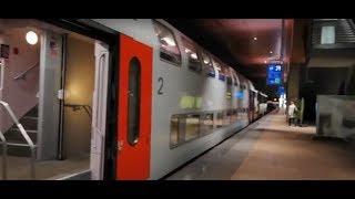 Bruxelles. Trenurile din Belgia sunt impecabile. Gara din Anvers te lasă mască
