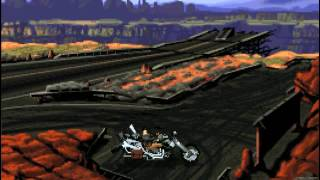 Full Throttle (1995) PC Complete Playthrough - NintendoComplete