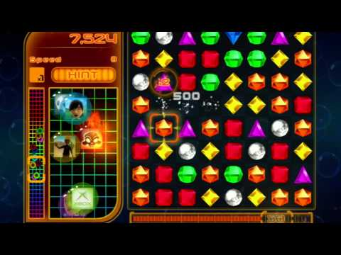 Bejeweled Blitz LIVE Xbox 360 Game Trailer
