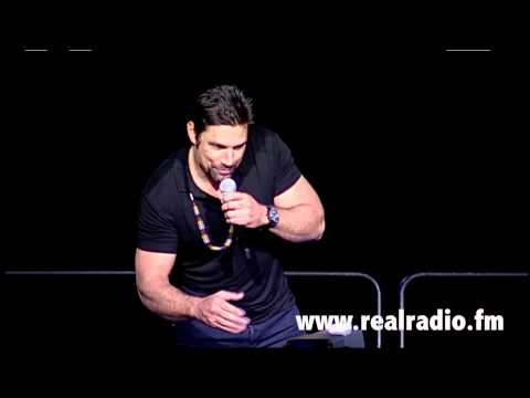 MegaCon 2014 Q&A with Manu Bennett  Real Radio 104.1