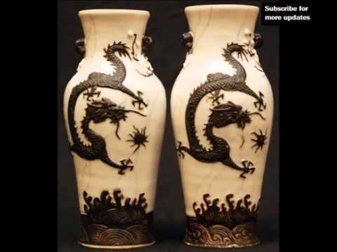 Picture Collection Of Rare & Beautiful Ancient Chinese Porcelain Pottery