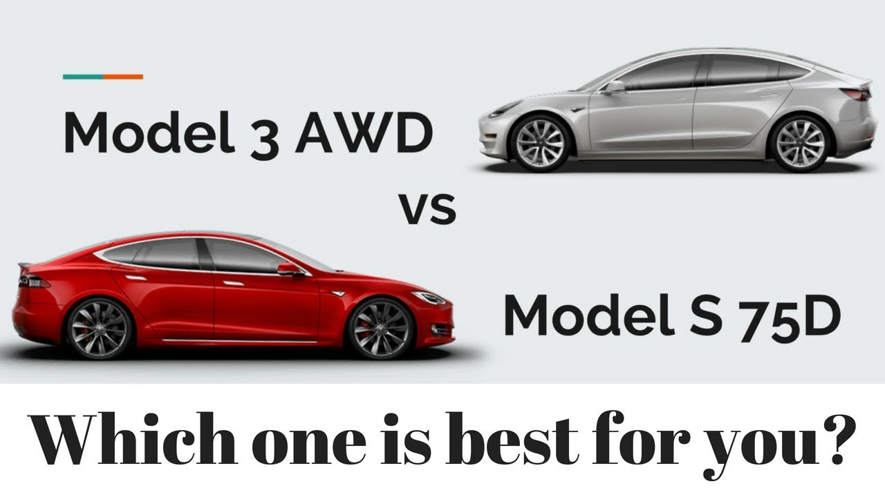 Model 3 Awd Vs S 75d Which One Is Best For You