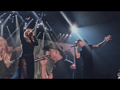 Soul 2 Soul World Tour Opening - Tim McGraw & Faith Hill Mp3