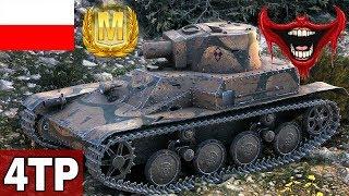 POLSKIE CZOŁGI! - 4TP - World of Tanks