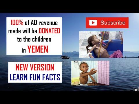 WATCH to DONATE to the STARVING children of YEMEN