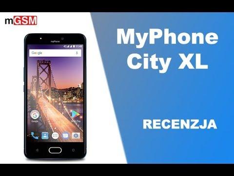 Wybitny myPhone City XL - wideorecenzja mGSM.pl - YouTube UU96