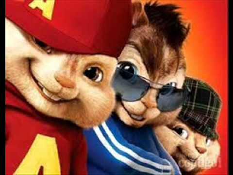 Alvin e os esquilos cantando Dança Kuduro (original)